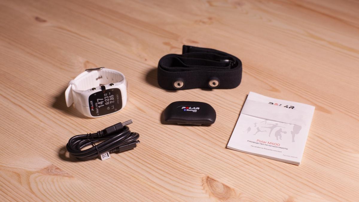 Спорт vs фитнес: Fitbit Charge HR и Polar M400 - 6