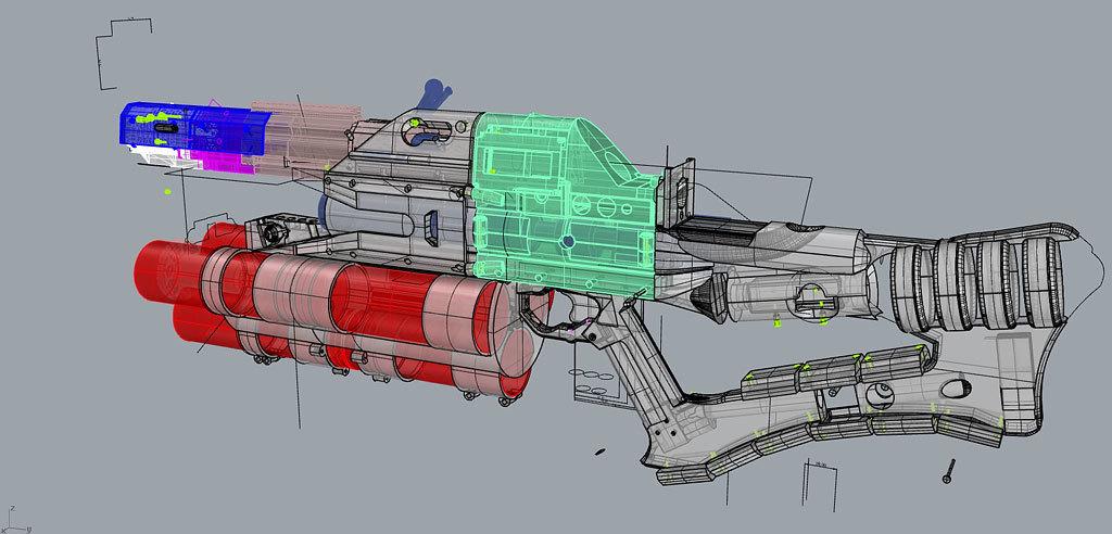 Топ 10 самых странных вещей, напечатанных на 3D-принтере - 23