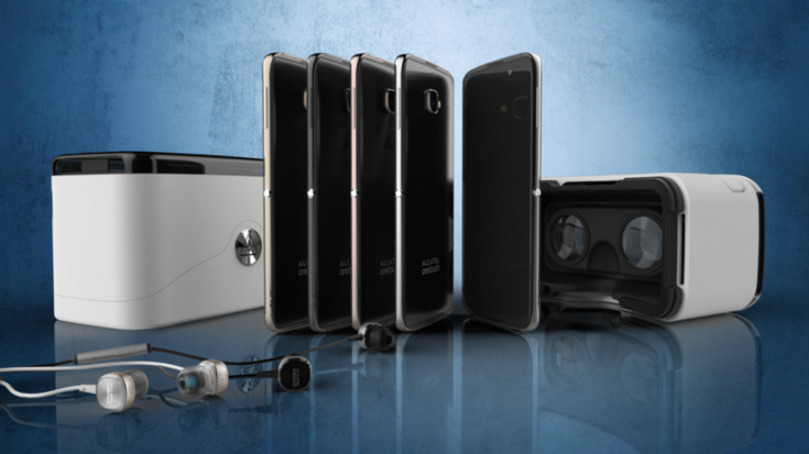 Смартфон Alcatel OneTouch Idol 4S будет стоить около $400