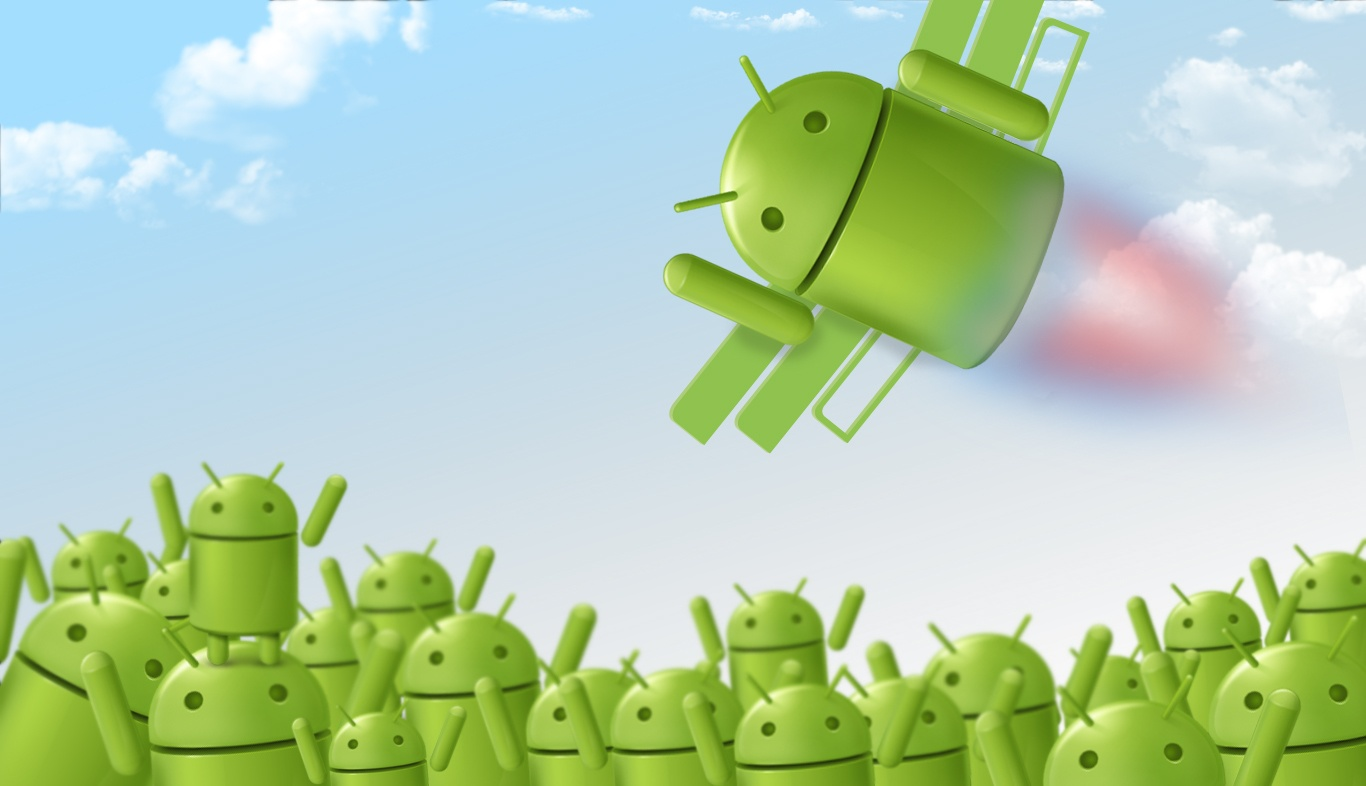 Android VIPER на реактивной тяге - 1