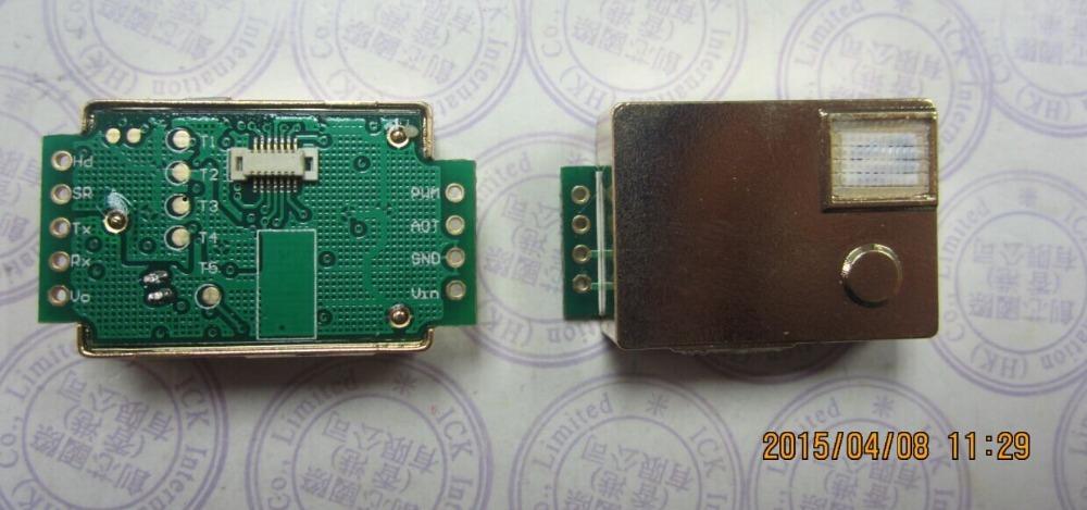Ещё один способ определения качества воздуха на Arduino — с передачей данных в сеть - 2