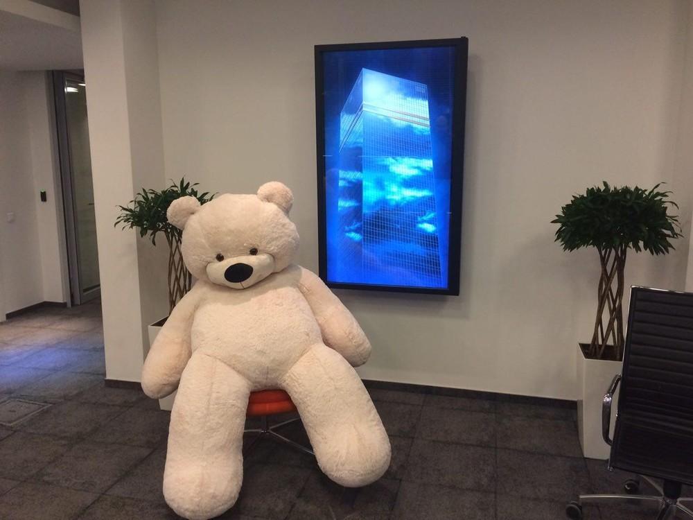 Медведь, расчлененка и 14 февраля - 1