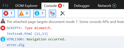 Удаленная отладка JavaScript с VS2015. Часть 3 (F12 Chooser) - 5