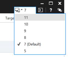 Удаленная отладка JavaScript с VS2015. Часть 3 (F12 Chooser) - 6