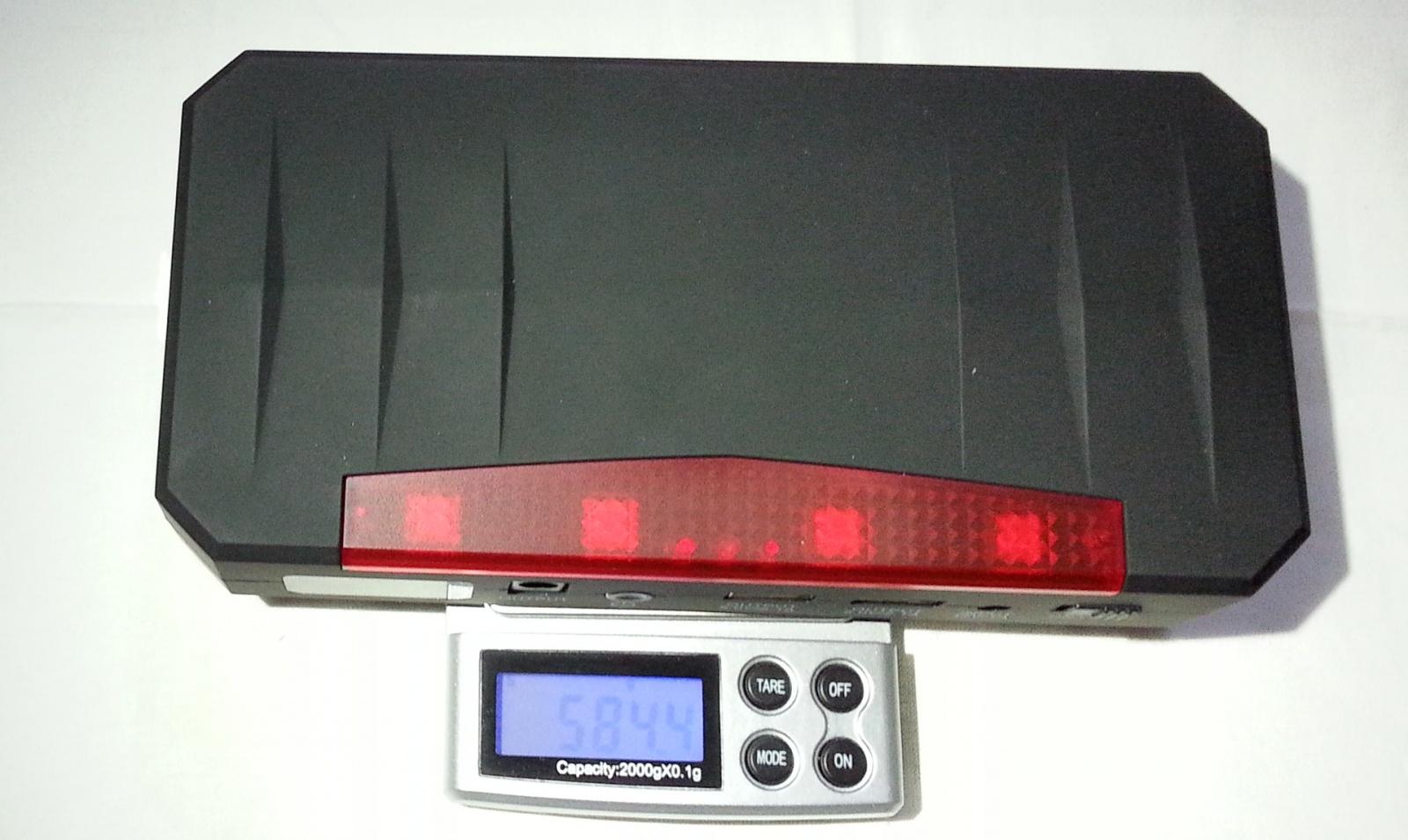 Заряд на любой случай жизни или пусковое устройство V5 Car Jump Starter 21000mah - 11
