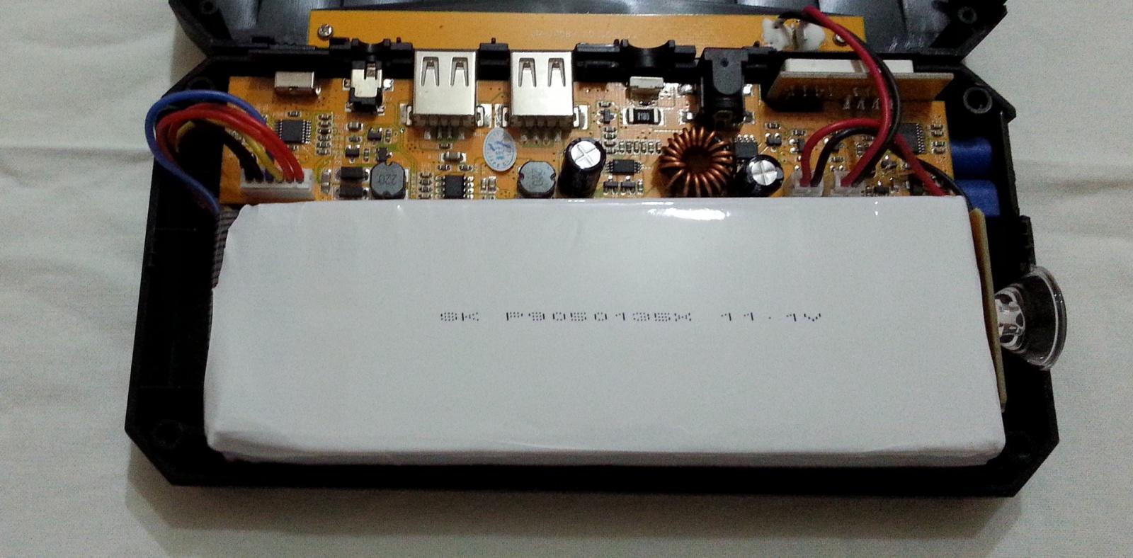 Заряд на любой случай жизни или пусковое устройство V5 Car Jump Starter 21000mah - 28