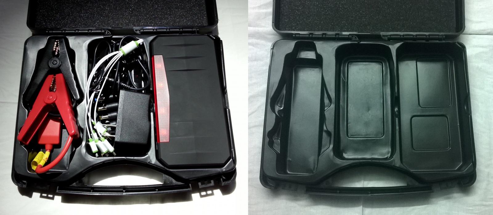 Заряд на любой случай жизни или пусковое устройство V5 Car Jump Starter 21000mah - 4