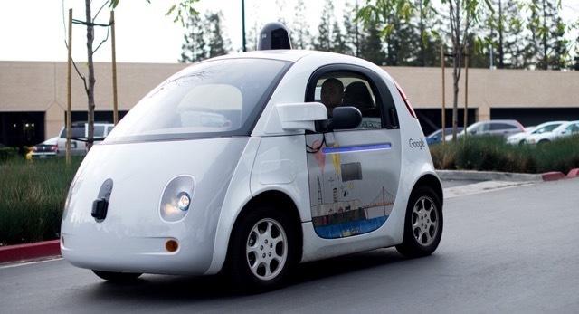 Google нанимает специалистов в проект беспилотного автомобиля - 1
