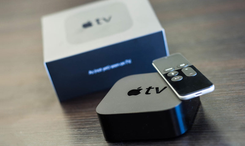 iPhone сможет выполнять все те же функции, что и пульт ДУ для Apple TV