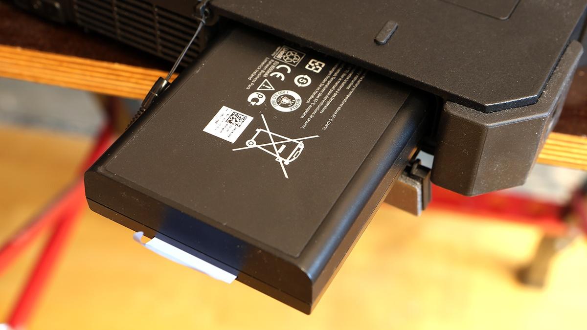 Ноутбук Dell Latitude 14 Rugged Extreme: очень крепкий парень - 10