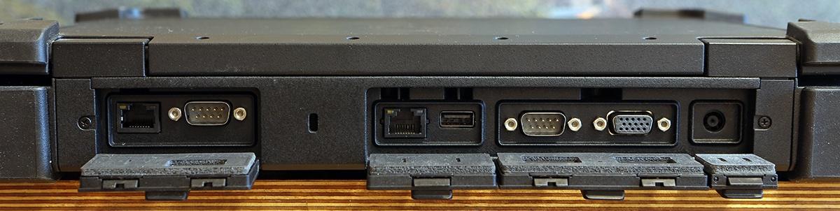 Ноутбук Dell Latitude 14 Rugged Extreme: очень крепкий парень - 12