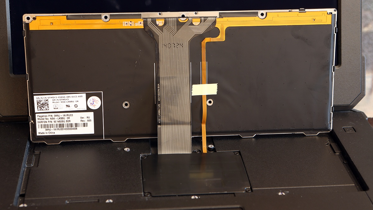 Ноутбук Dell Latitude 14 Rugged Extreme: очень крепкий парень - 16