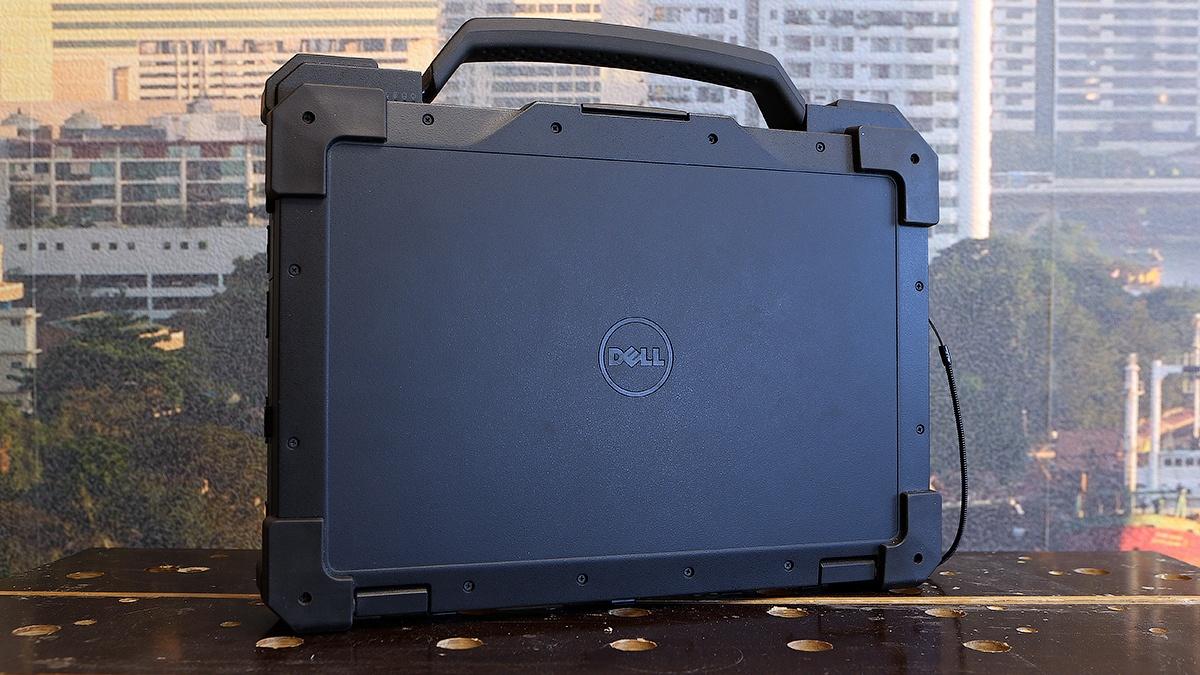 Ноутбук Dell Latitude 14 Rugged Extreme: очень крепкий парень - 2
