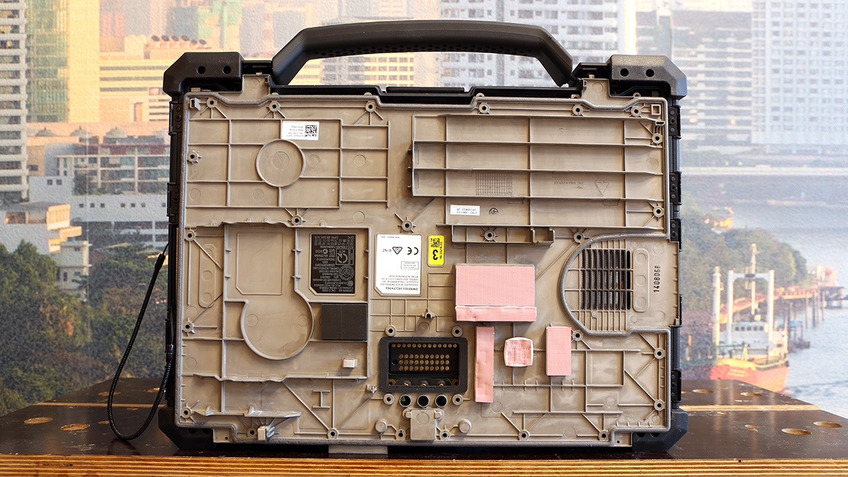 Ноутбук Dell Latitude 14 Rugged Extreme: очень крепкий парень - 26