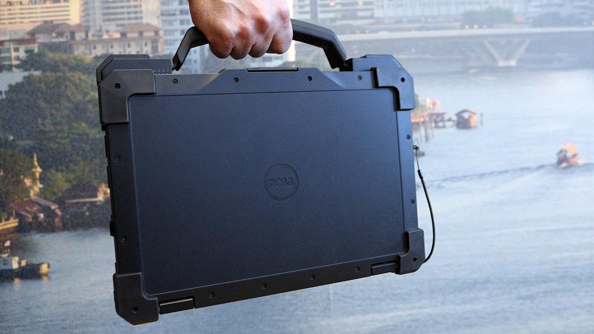 Ноутбук Dell Latitude 14 Rugged Extreme: очень крепкий парень - 3