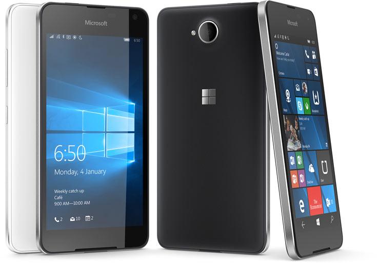 Продажи Microsoft Lumia 650 в Европе начинаются на этой неделе