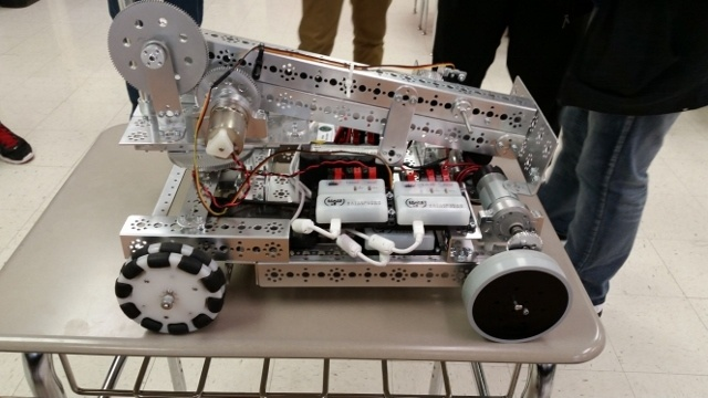 Школьные соревнования по робототехнике в штате Иллинойс, США - 6