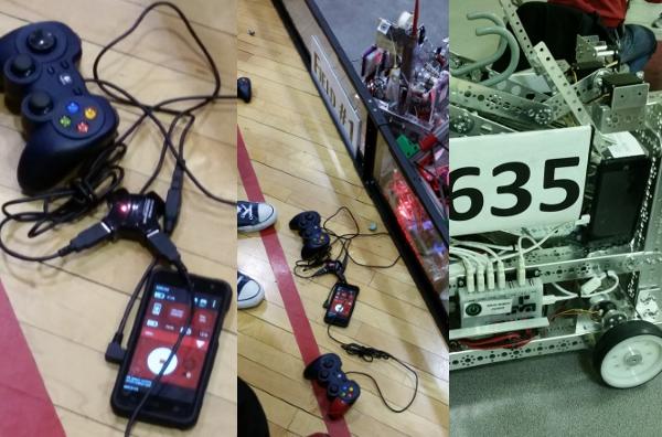 Школьные соревнования по робототехнике в штате Иллинойс, США - 9