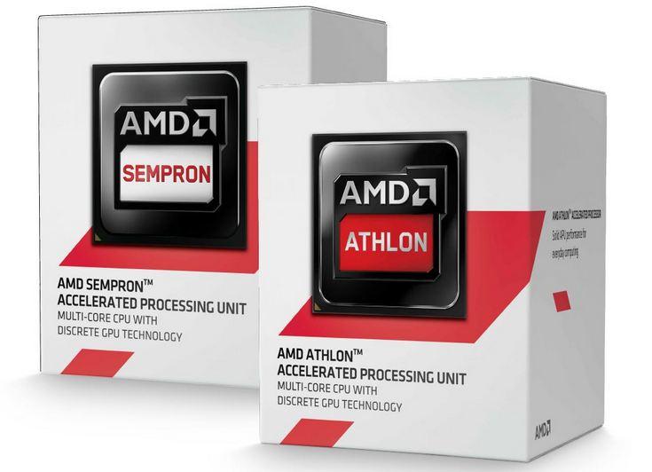 APU AMD A10-7890K и Athlon 5370 стоят $165 и $50 соответственно