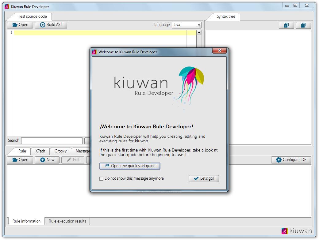 Написание кастомных правил для анализатора кода Kiuwan - 2