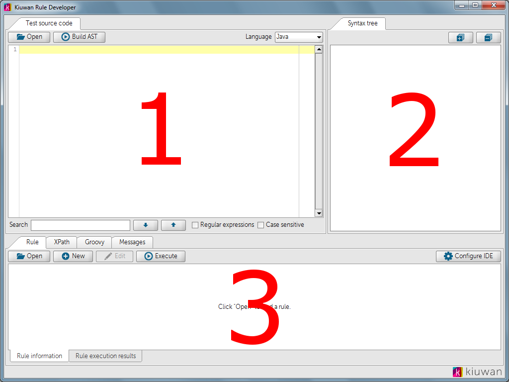 Написание кастомных правил для анализатора кода Kiuwan - 3