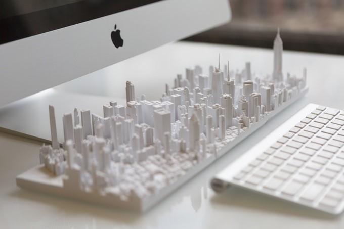 Почему 3D-печать? Архитектура - 2