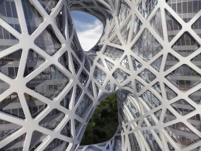 Почему 3D-печать? Архитектура - 3