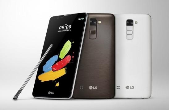Смартфон LG Stylus 2 анонсирован до начала MWC 2016 - 2