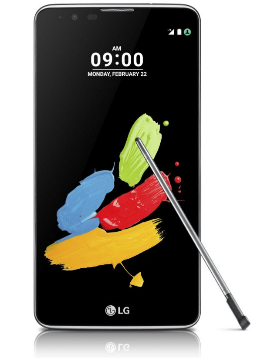 Смартфон LG Stylus 2 анонсирован до начала MWC 2016 - 1