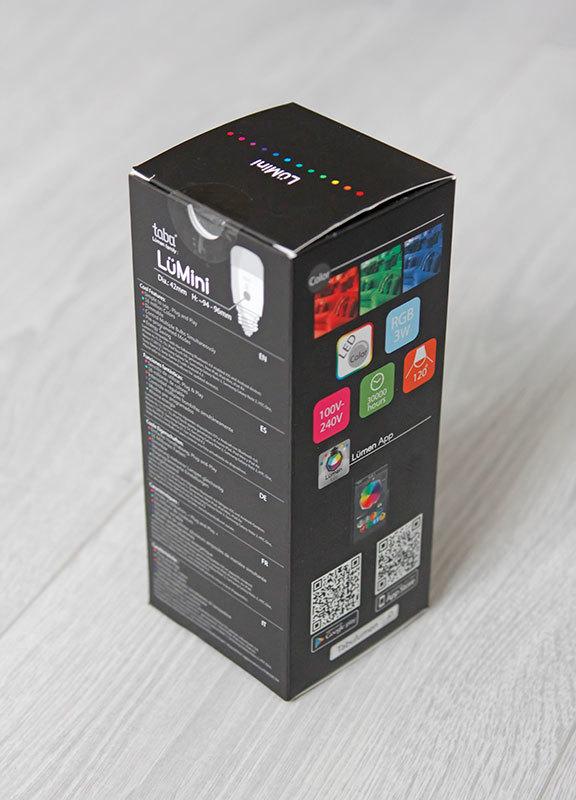 Удачный проект с площадки Kickstarter – лампа LuMini со светобудильником - 3