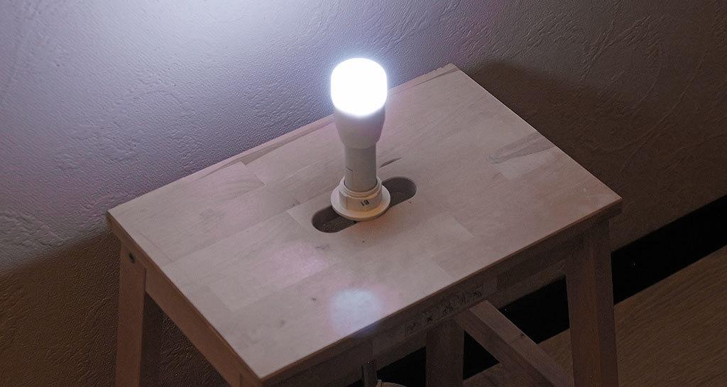 Удачный проект с площадки Kickstarter – лампа LuMini со светобудильником - 7