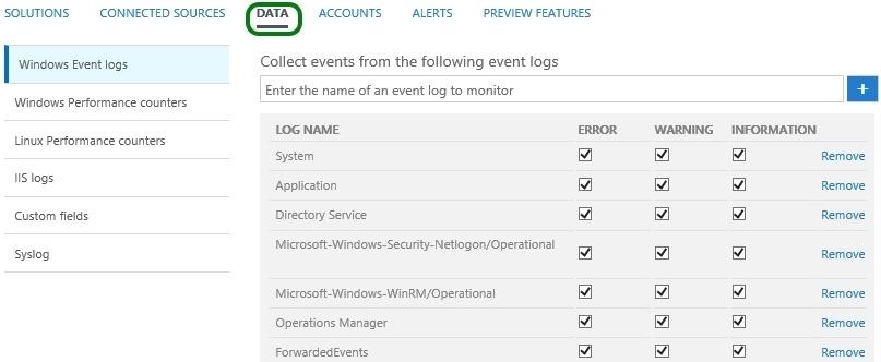 Microsoft Operations Management Suite – Обзор. Часть №1 - 7