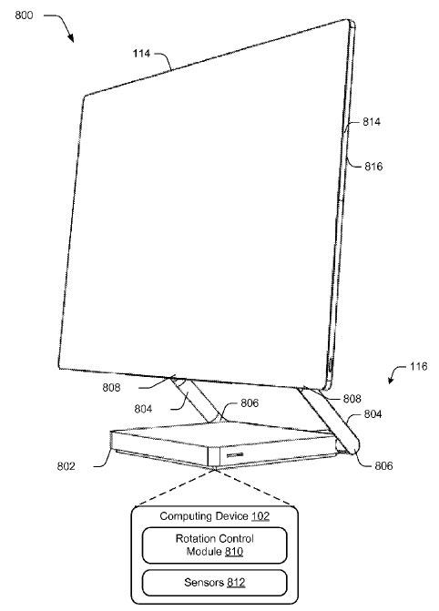 По замыслу изобретателей, модульный компьютер может состоять из дисплея и других модулей