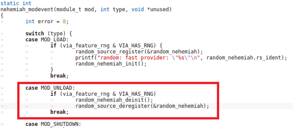 PVS-Studio покопался в ядре FreeBSD - 2