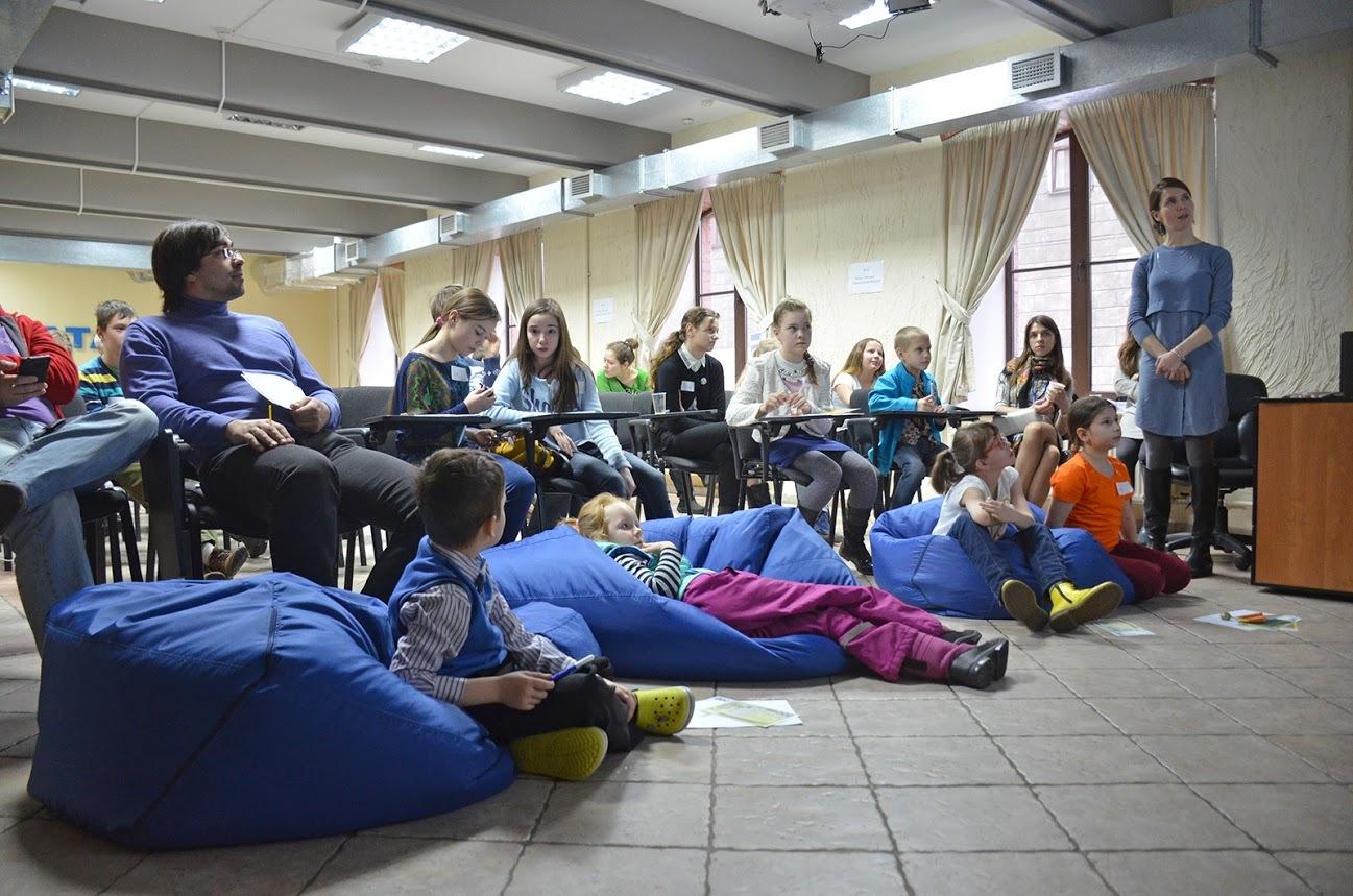 Дети обсудили недетские вопросы дизайна - 3