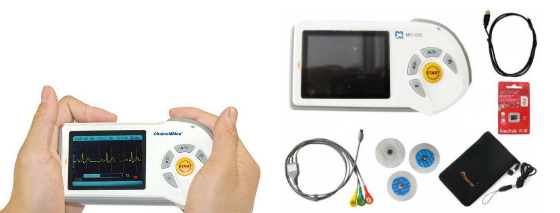 ЭКГ на дому: подборка портативных аппаратов - 20