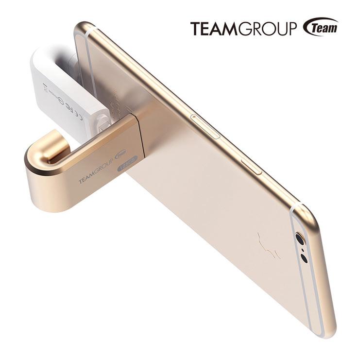 Предусмотрен выпуск накопителей Team Group MoStash WG02 объемом 16, 32 , 64 и 128 ГБ