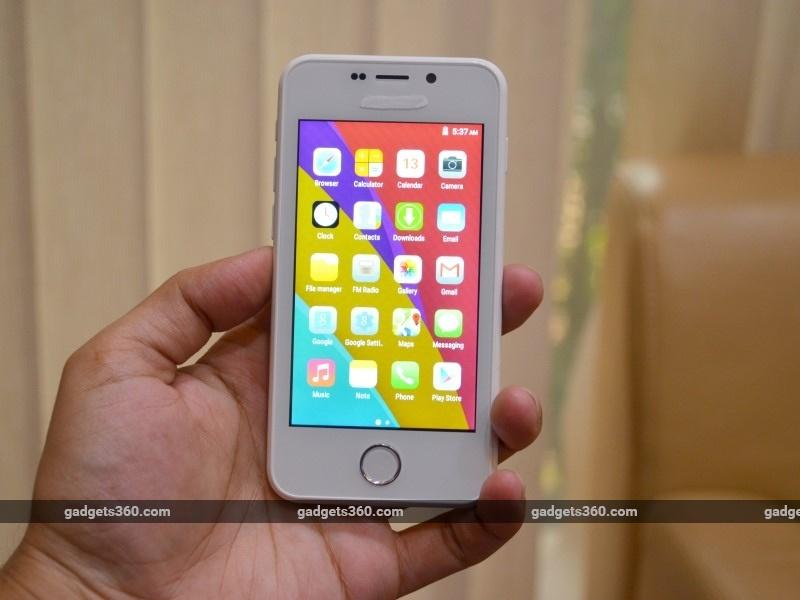 Индийцы представили Android-смартфон за 300 рублей - 1