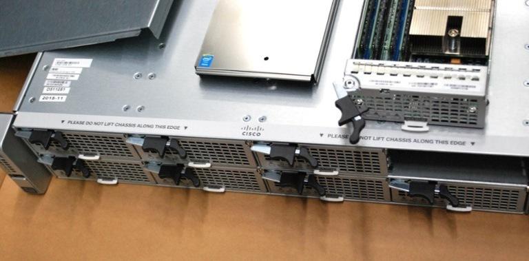 Наше знакомство с Cisco UCS - 11
