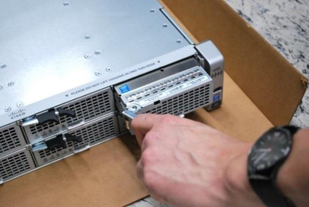 Наше знакомство с Cisco UCS - 15