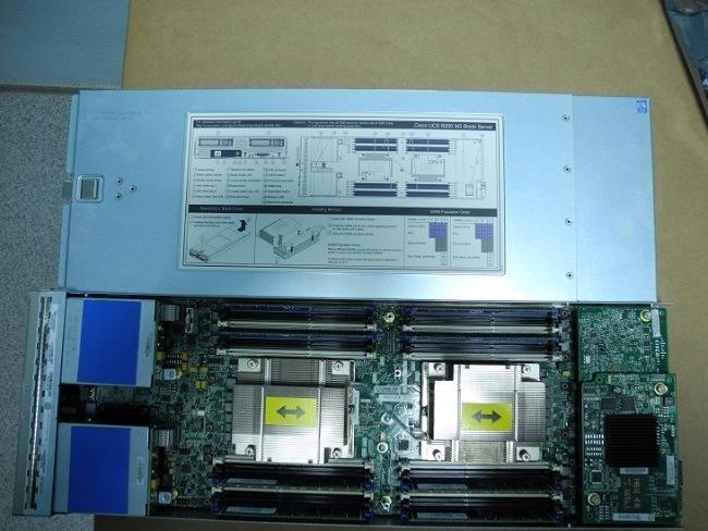 Наше знакомство с Cisco UCS - 2