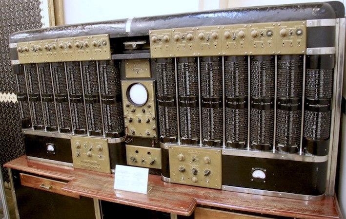 Первые советские АВМ - 1