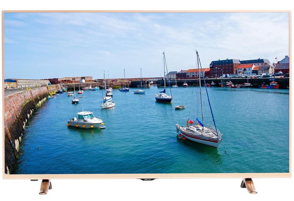 Современная десятка телевизоров DEXP: большие экраны и недюжинные возможности - 8