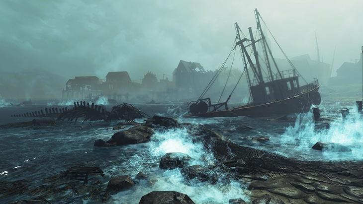 Стал известен состав первого пакета дополнений для Fallout 4 - 4