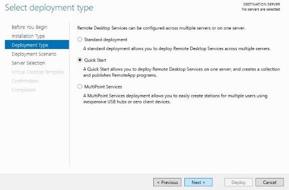 Что нового в Windows Server 2016 RDS. Часть 2 - 3