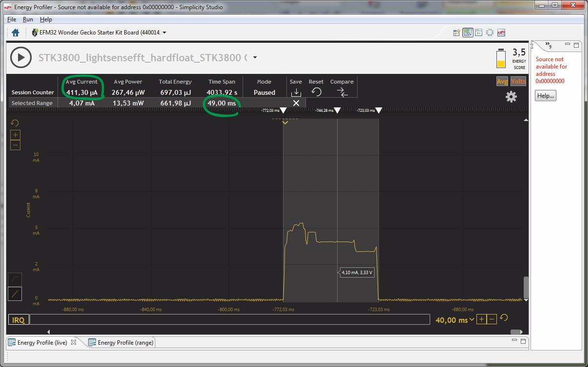 На что стоит променять Cortex-M3? - 11