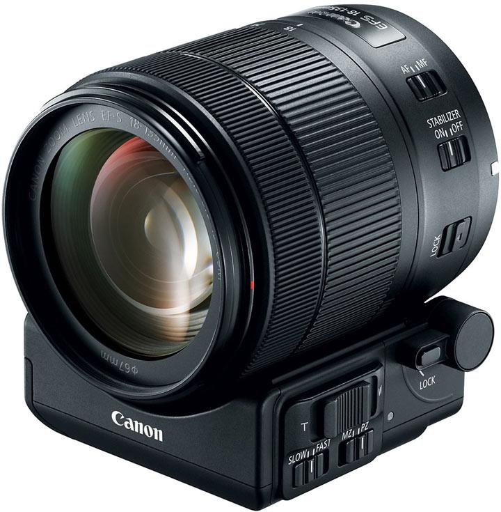 Объектив Canon EF-S18-135mm f/3.5-5.6 IS USM появится в продаже в марте по цене $600