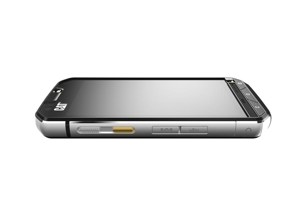 Caterpillar представила смартфон с тепловизором - 4