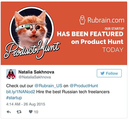 Какие ошибки мы совершили на Product Hunt и как их избежать - 9