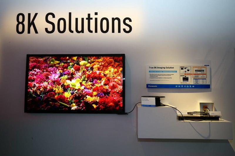 Новая технология передачи видеосигнала от Panasonic позволяет транслировать 8К видео без компрессии - 1